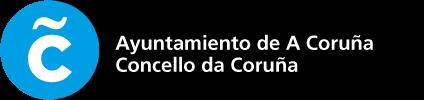 Marca corporativa del Ayuntamiento de A Coruña