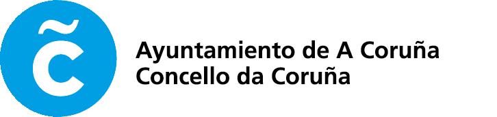 Marca corporativa Ayuntamiento de A Coruña